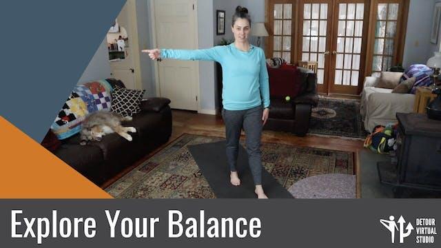 Explore Your Balance