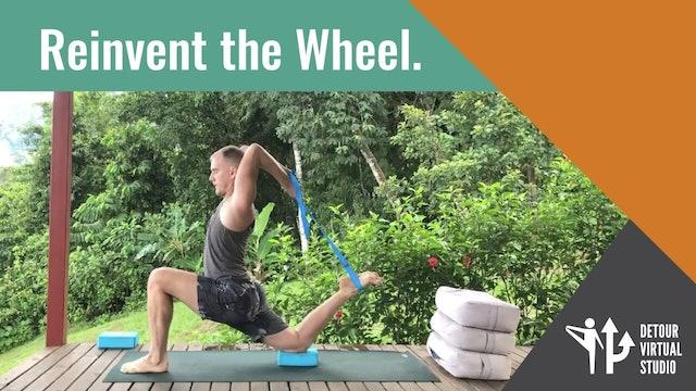 Reinvent the Wheel