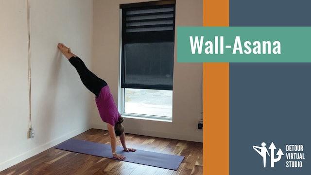 Wall-asana