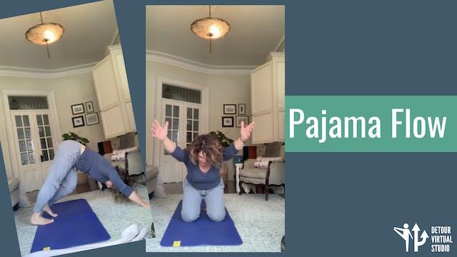 Pyjama Yoga Flow