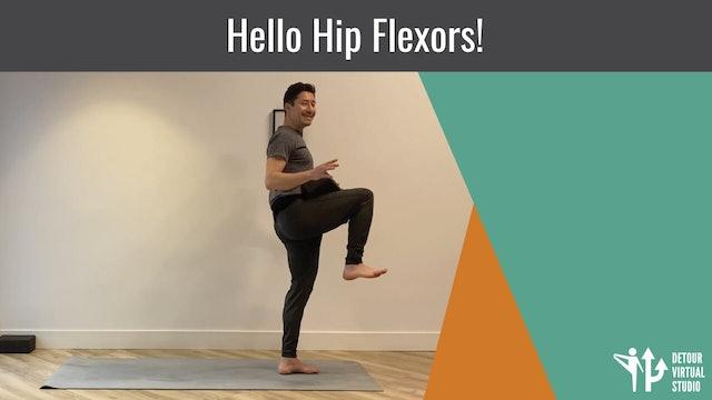 Hello Hip Flexors!