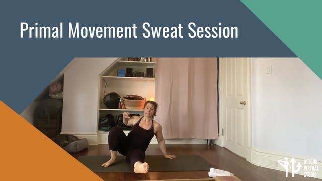 Primal Movement Sweat Session