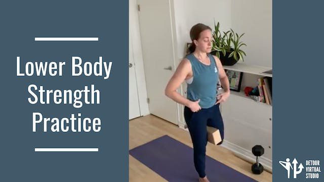 Lower Body Strength Practice