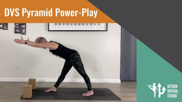 Pyramid Power Play