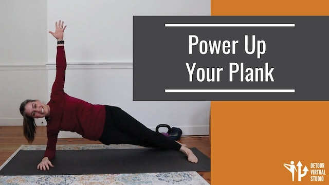 Power Up Your Plank