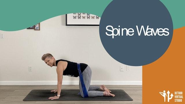 Spine Waves