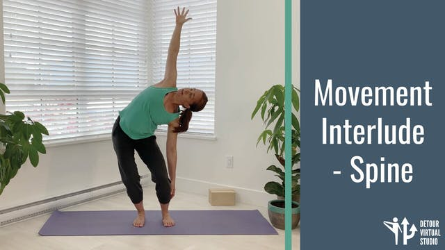 Movement Interlude - Spine