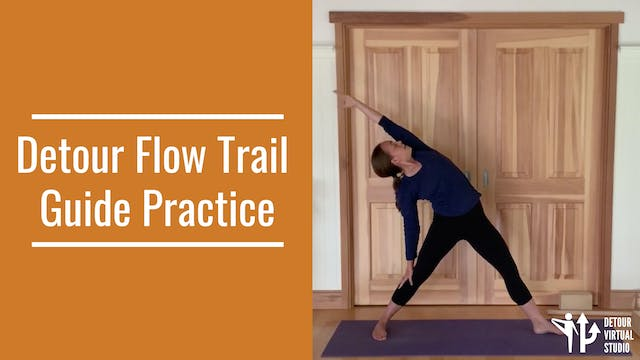 Detour Flow Trail Guide Practice
