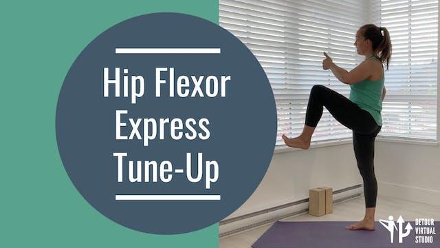 Hip Flexor Express Tune-Up