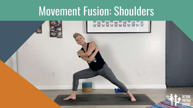 Movement Fusion: Shoulders