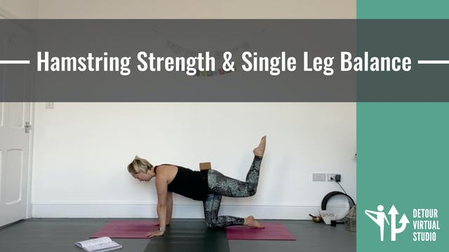 Hamstring Strength & Single Leg Balance
