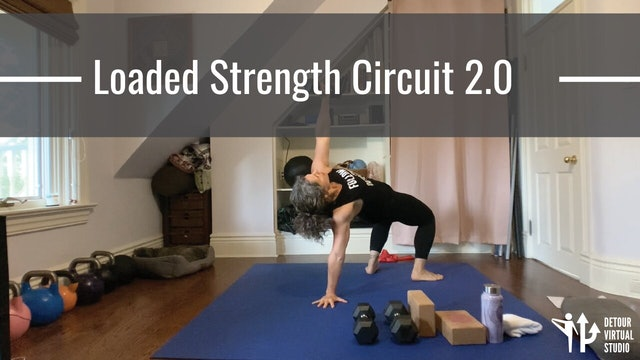 Loaded Strength Circuit 2.0