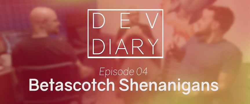 DDS01E04 - Betascotch Shenanigans