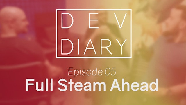 DDS01E05 - Full Steam Ahead