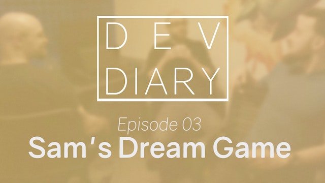 DDS01E03 - Sam's Dream Game
