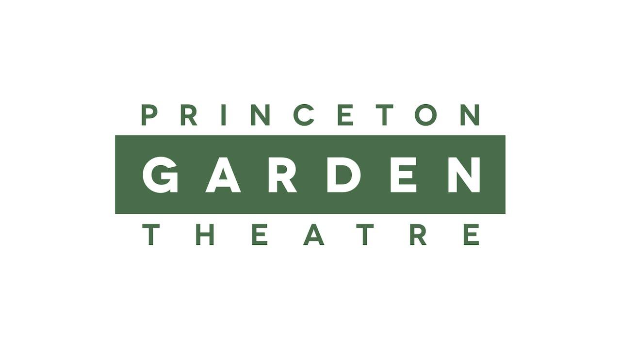 DIANA KENNEDY for Princeton Garden Theatre