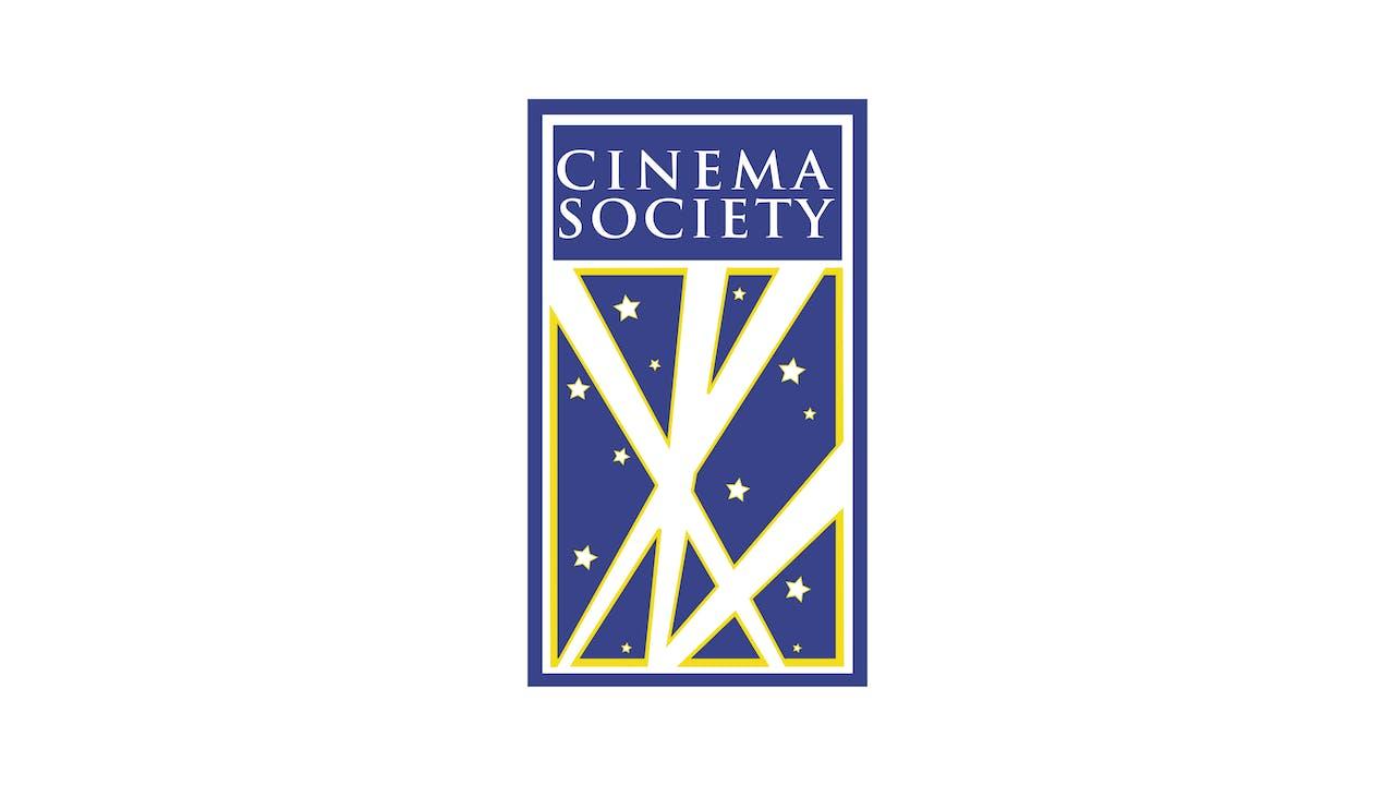 DIANA KENNEDY for Cinema Society