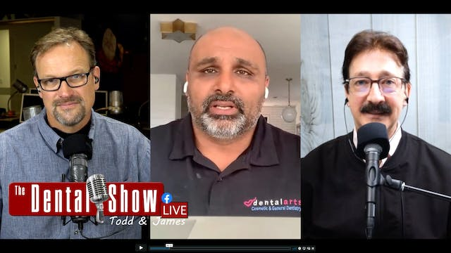 The Dental Show Live with Tarun Agarwal