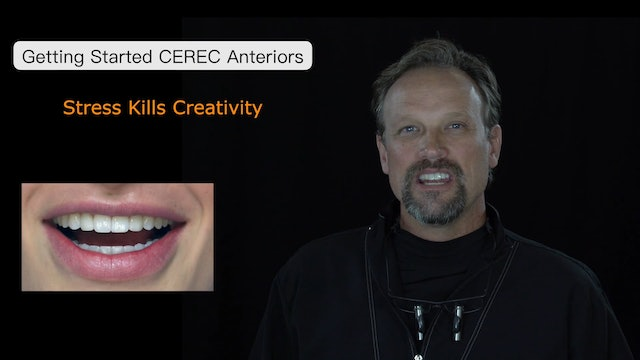Getting Started with Anterior CEREC Restorations