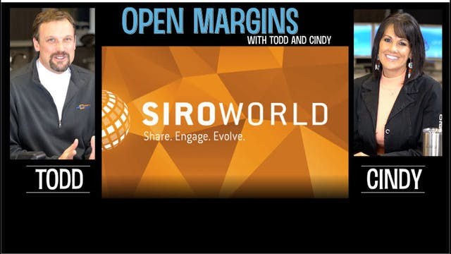 SiroWorld Discussed by Open Margins