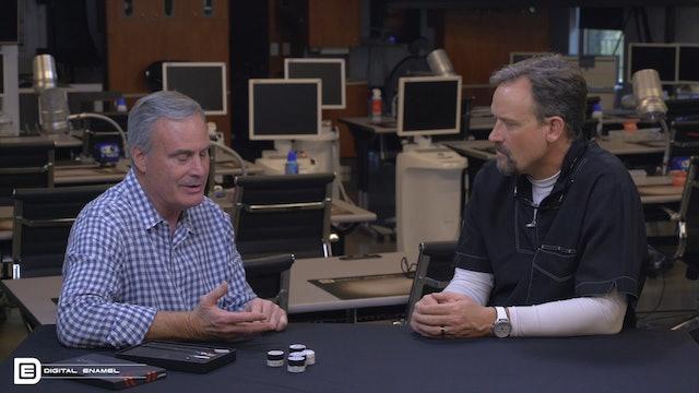 Jensen Dental MiYo Discussion with Don Cornell at Digital Enamel