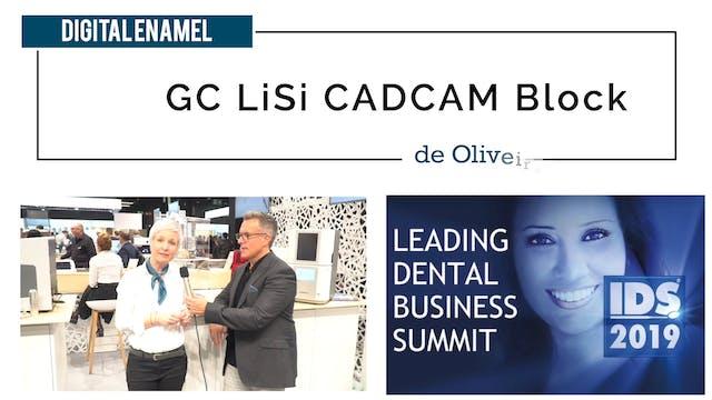 GC LiSi CADCAM Block