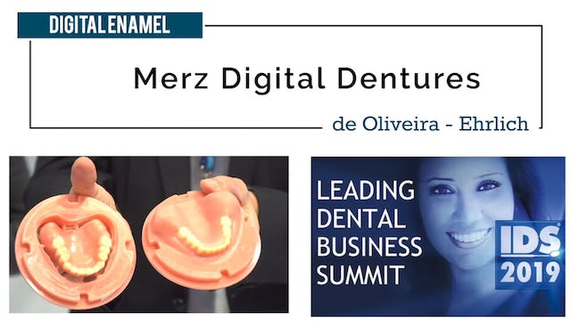 Merz Digital Dentures!