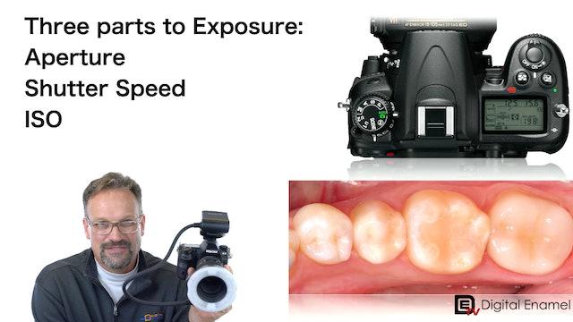 Three Parts to Exposure