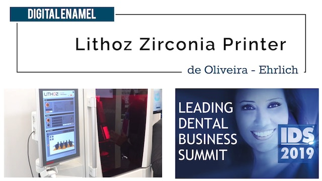 Lithoz Zirconia Printer