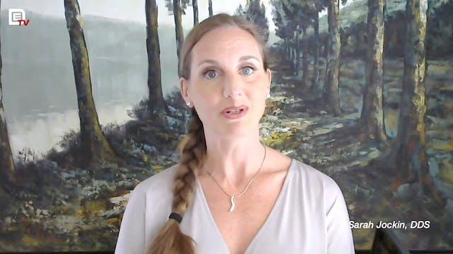 Dr. Sarah Jockin Discusses Joining Co...