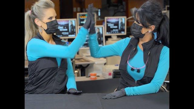 Black Masks!  Open Margins