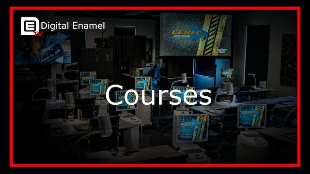 Digital Enamel Courses