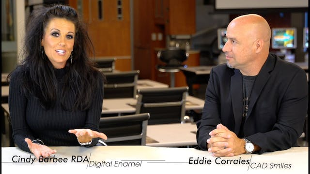 Eddie Corrales Visits Open Margins