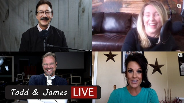 The Dental Show Live with Cindy Barbee and Juley Varney