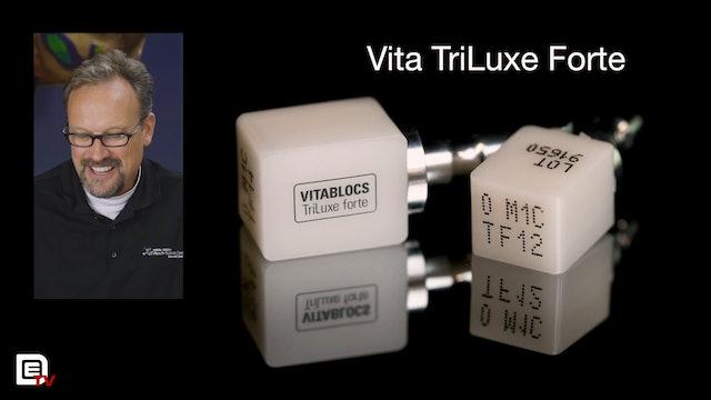 Vita Triluxe Forte Bleach Shades 0M1 1M1