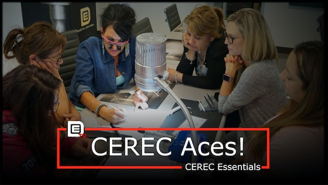 CEREC Aces!