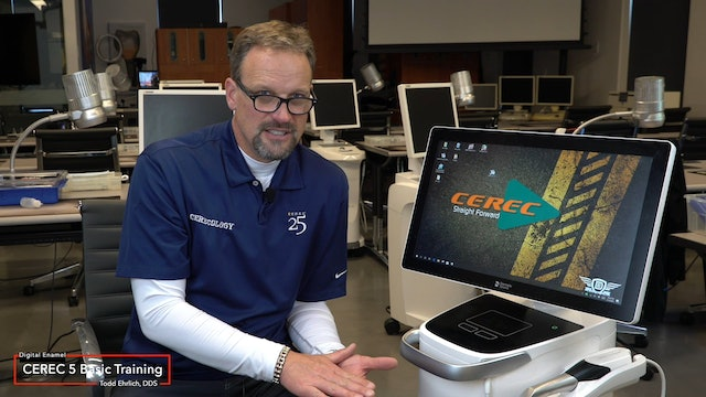 CEREC 5 Basic Training How to Manage Your Files