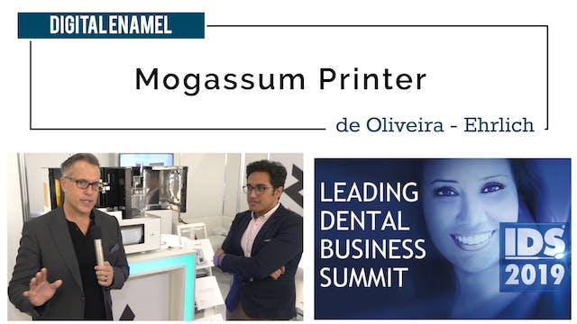 Mogassum Printer with Digital Enamel ...