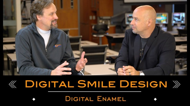 Digital Smile Design Eddie Corrales with Open Margins