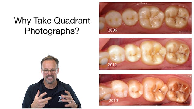 Why Take Quadrant Photographs