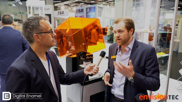 Digital Enamel Interviews Envisiontec...