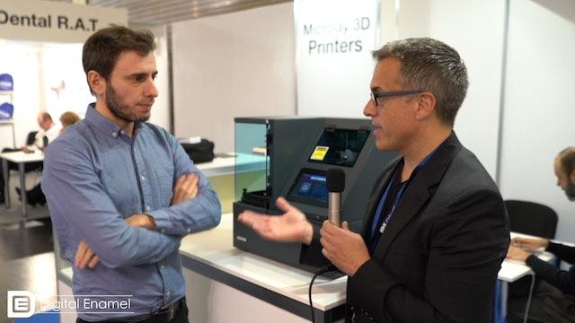 IDS Microlay 3D Printer