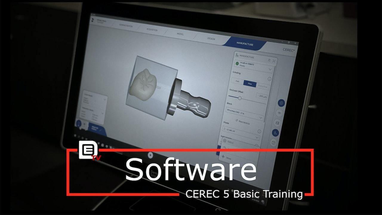 CEREC Software