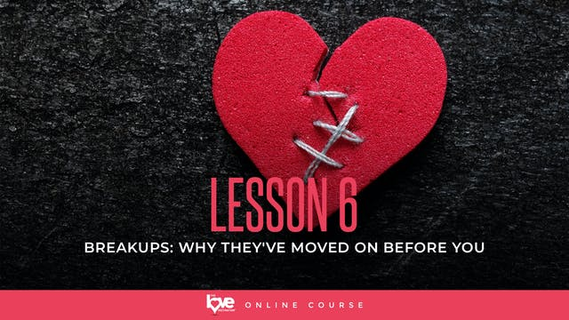 Lesson 6 - Why they've moved on befor...