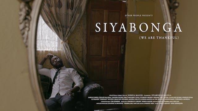 Siyabonga - Trailer