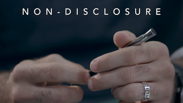 Non Disclosure - Trailer