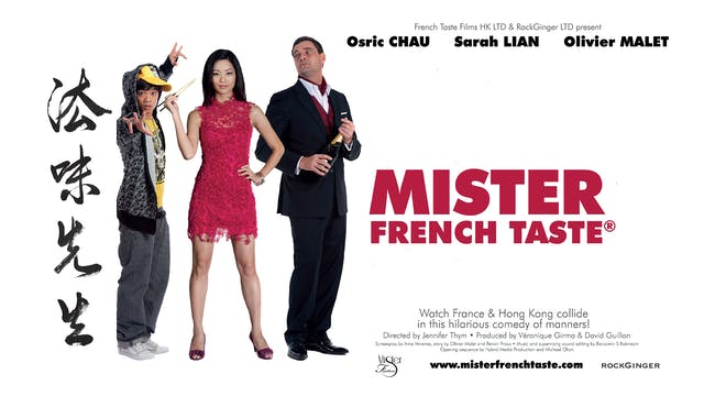 Mister French Taste - Trailer
