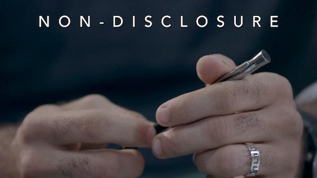 Non Disclosure