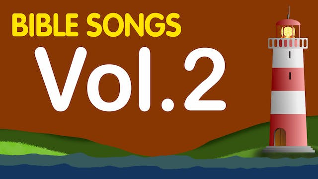Bible Songs Volume 2