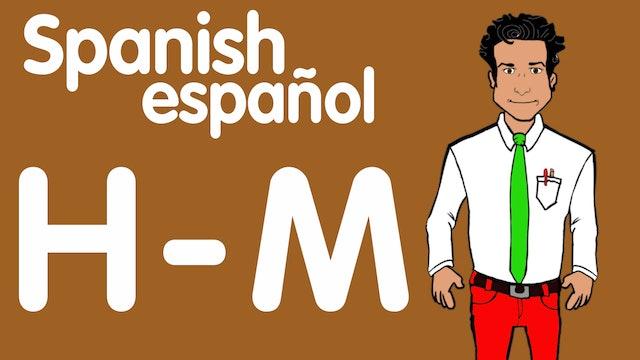 Spanish H-M